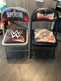 WWE chairs Toronto, M4Y 1T1