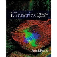 iGenetics: A Mendelian Approach - Like-New condition Mississauga