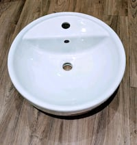 Brand NEW round vessel sink , never used! Toronto, M4C 2X4