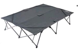 Kingcamp Double cot