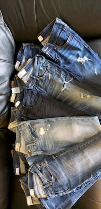 10 Pairs of Womens Hollister Jeans W24 L29 Falls Church, 22044