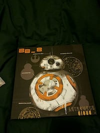 BB-8 canvas wall art Seattle, 98102