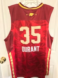 Kevin Durant Jersey KD JERSEY All Star Game Golden State Warriors Thunder NBA Jersey AllStar game NBA Finals Curry Lebron Carmichael, 95608