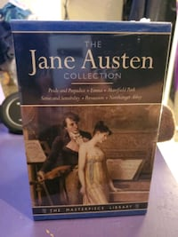 Complete Jane Austen collection  Langley City, V2Y 1P3