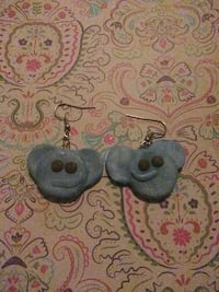 Homemade elephant earrings Springfield, 65804