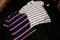 Large. Polo Rugbys. 5 ea as is Chattanooga, 37416