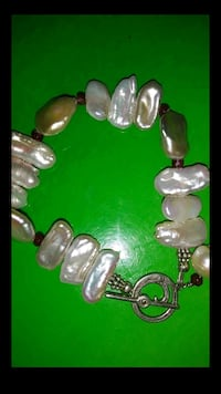 Pearl and silver bracelet Springfield, 97477