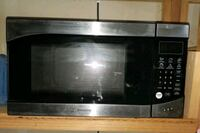 black and gray microwave oven Nampa, 83687