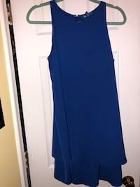 women's blue sleeveless dress Arlington, 22201