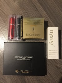 All items brand new never used except the Hugo Boss (sprayed once) Markham