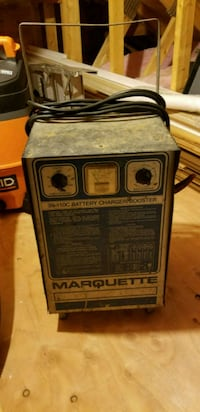 Marquette 39-110c charger booster Vancouver, V5T 1N7