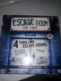 Escape Room. The Game