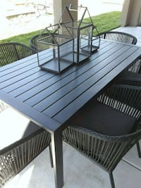 Full outdoor patio set everything you see