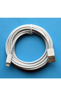 New 10ft iPhone charging cable lightning to USB iPad charging  Toronto, M9L