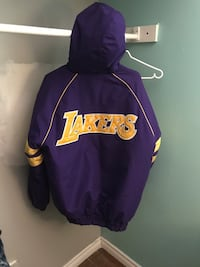 Lakers winter jacket 549 km