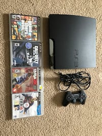 Ps3 slim bundle  Edmonton, T5T