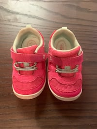Pink Size 5 toddler sneakers