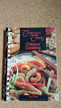 COMPANY'S COMING COOKBOOKS  OTHERS AVAILABLE. ..Ch Edmonton, T5G 2A4