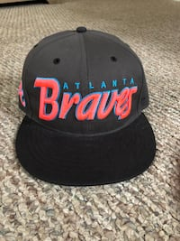 Atlanta Braves SnapBack hat  Virginia Beach, 23451