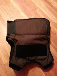 BULLETPROOF VEST WITH MOLLE OUTTER-CARRIER