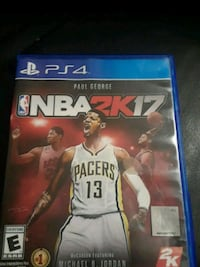 Nba 2k17 for PS4 San Antonio