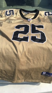 brown #25 NFL jersey shirt Spring Lake, 28390