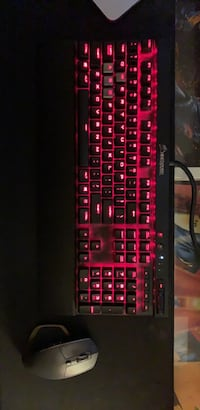Corsair keyboard and logitech Bluetooth mouse Mississauga, L5V 2C1