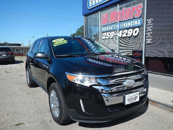 2012 Ford Edge 4dr SEL AWD 6