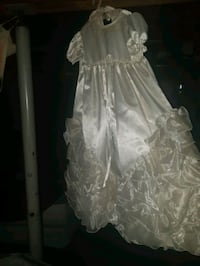 christening gown for 6 to 12mth Calgary, T3J 1S6