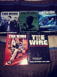 """HBO SERIES """"THE WIRE"""" COMPLETE SERIES Bakersfield, 93306"""