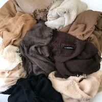 brown and white knit cap Mississauga, L4T 2Z2