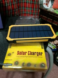 yellow and black DEWALT battery charger Thorold, L0S