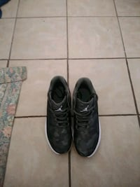 pair of black low top sneakers Norfolk, 23504