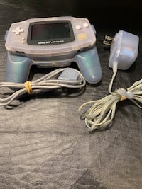 Gameboy advance console