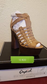 Size 10 . Brand new never used / Nuevos Calexico, 92231