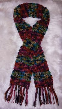 Multicolored Scarf Mount Airy, 21771