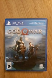 God of war ps4 game sell or trade Edmonton, T5M 3G7