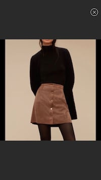 Wilfred Free Centinela Suede Skirt Calgary, T2H 0K8
