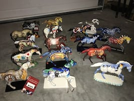 Painted Ponies Collection