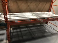 Pioneer Lighting Gas Tube Luminaire Fluorescent Lights (9) with Philips Fluorescent Lamps (36) Mississauga