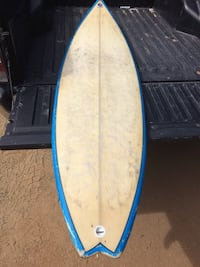 "6'8"" surfboard  Oceanside, 92054"