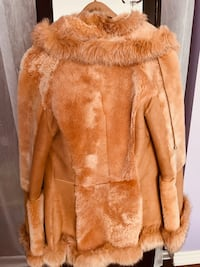 REAL/Natural PEACH FUR COAT Richmond Hill, L3T 7W5