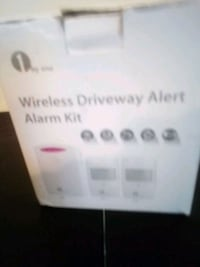 Wireless Driveway Alert Alarm Kit Oak Grove, 42262