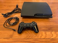 Moving Sale!  PS3-160GB Silver Spring, 20904