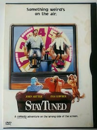 Stay Tuned dvd