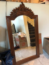 Mirror - Carved Indonesian Los Angeles, 90065