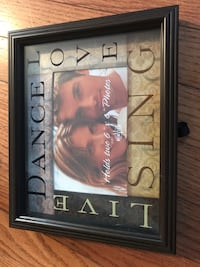 Dance, Live, Love picture frame box Springfield, 22153
