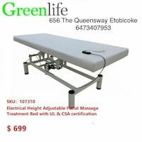 Brand new electric beauty facial massage table bed chair 多伦多, M8V 1X8