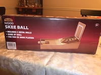 Real Wood Games Wood Skee Ball game Laurel, 20724