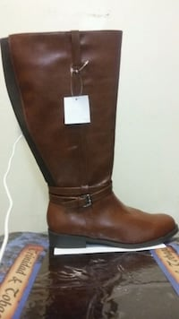 New boots size 13 wide width Toronto, M1E 2N1